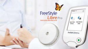 Senzorul de glicemie FreeStyle Libre