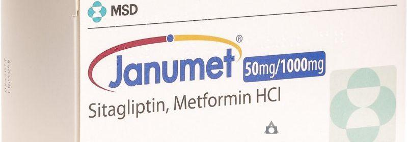 Janumet (sitagliptina-metformin)