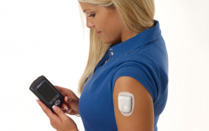 Pompa de insulina Omnipod de la Ypsomed