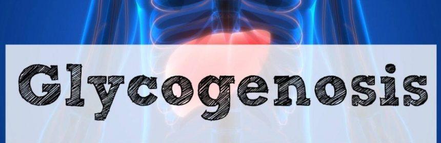 Glicogenoze cu afectare hepatica si musculara