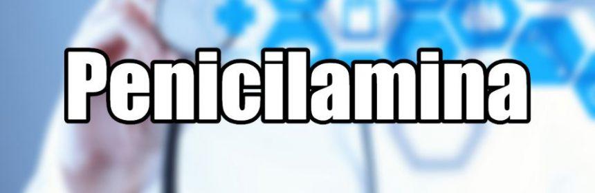 Tratamentul cu penicilamina in boala Wilson